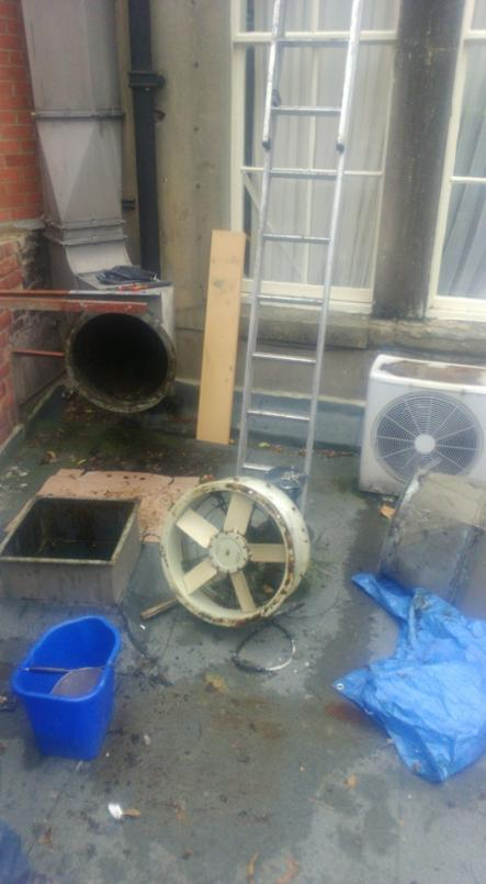 Extractor Fan Cleaning Sunderland