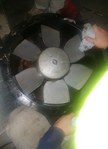 Extractor Fan Cleaning Gateshead